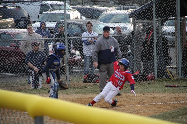 Jake's HR in Championship Game for Spring Tune-Up Tournamnet